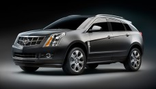 Cadillac SRX High Resolution image editor free download