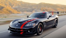 Dodge Viper Front view of super car present  wallpapers HD Free
