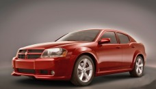 Dodge Avenger Widescreen Desktop Backgrounds