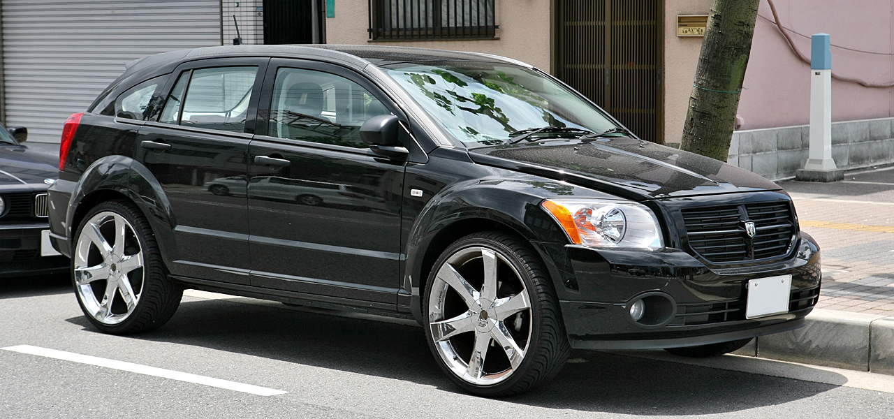 Dodge Caliber High Resolution Image Wallpapers Download