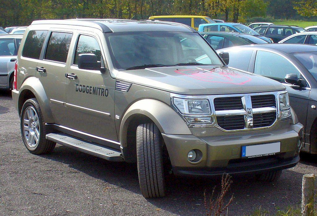 Dodge Nitro photos High Resolution Image Wallpapers Download