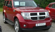 Dodge Nitro 2.8 CRD front High Resolution Image Wallpapers Download