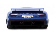 El Bugatti EB110 free image download