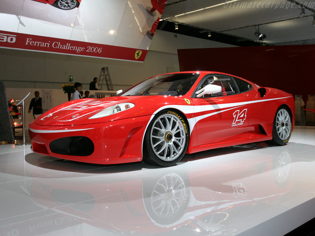 Ferrari F430 Challenge High Resolution Image Wallpaper For Iphone