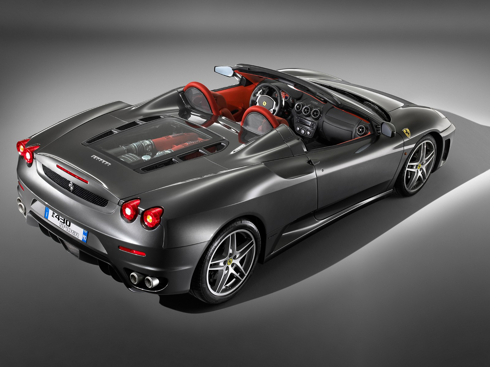 Ferrari f430 Spyder Wallpaper For Desktop