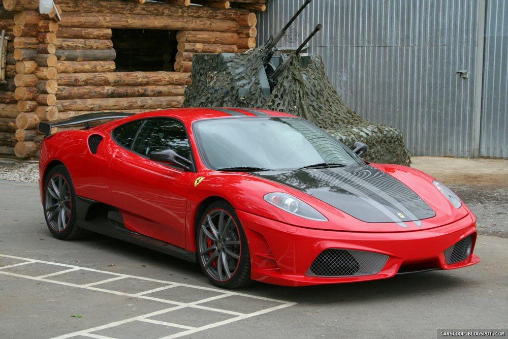 Ferrari F430 Design Russi and can tune Wallpaper For Iphone