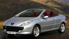 Frontal Lateral Peugeot 307 CC Wallpapers HD