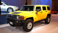 Yellow Hummer H3 Free Wallpaper For Android