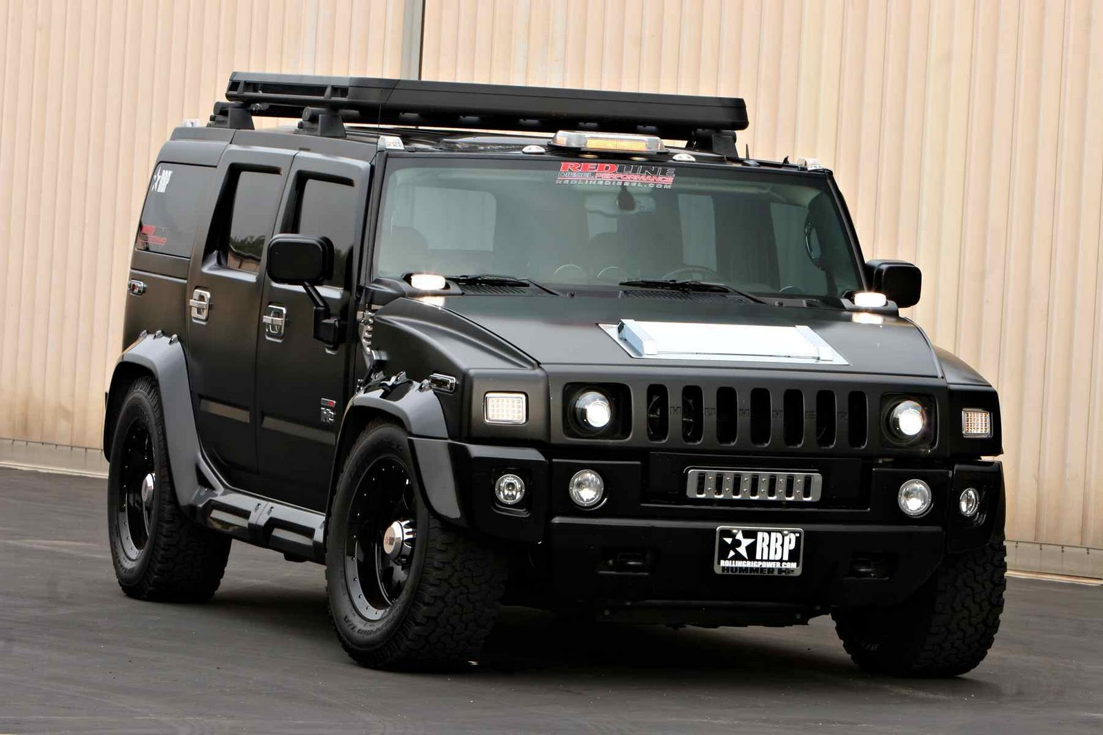 Hummer H3 2011 Wallpaper For Phone