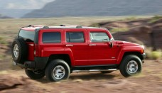 Hummer H3 2005 Wallpaper For Ipad