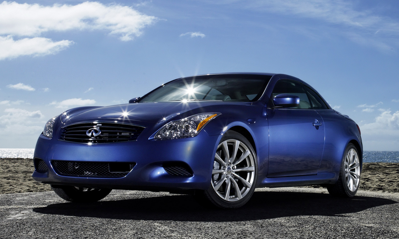 INFINITI G37 CONVERTIBLE PRICE High Resolution Picture
