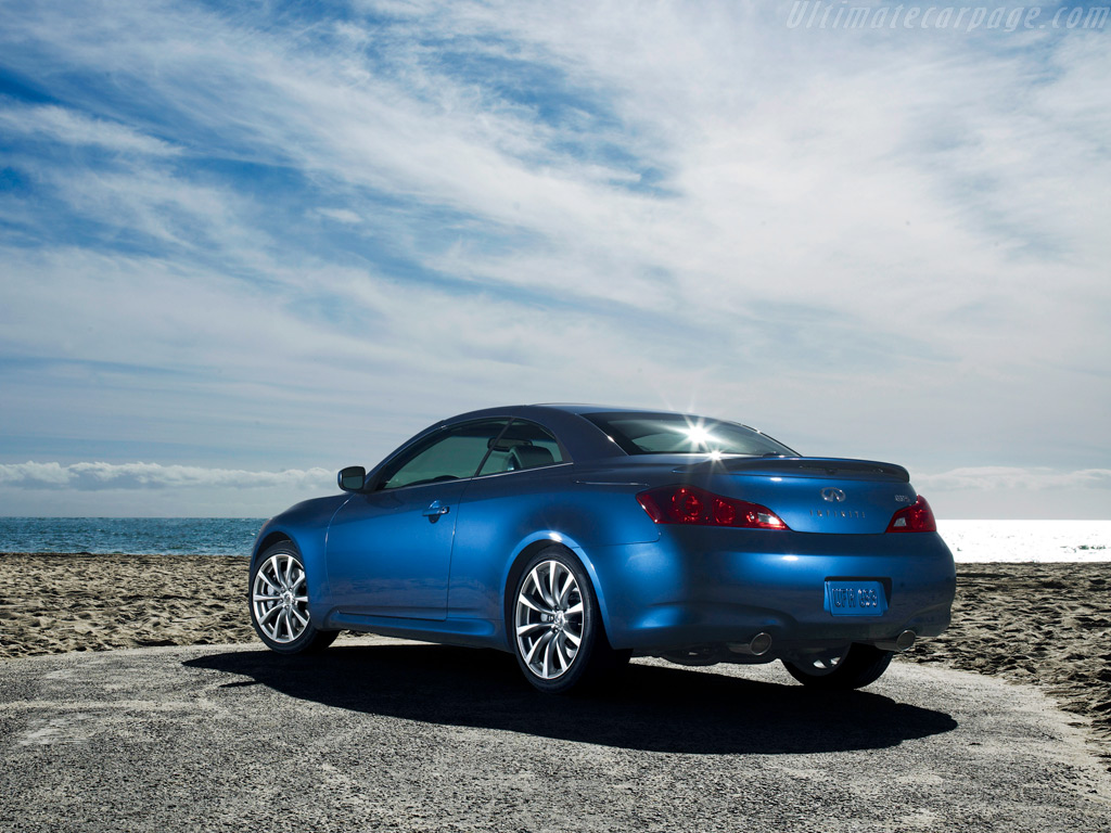 Infiniti G37 Convertible High Resolution free download image