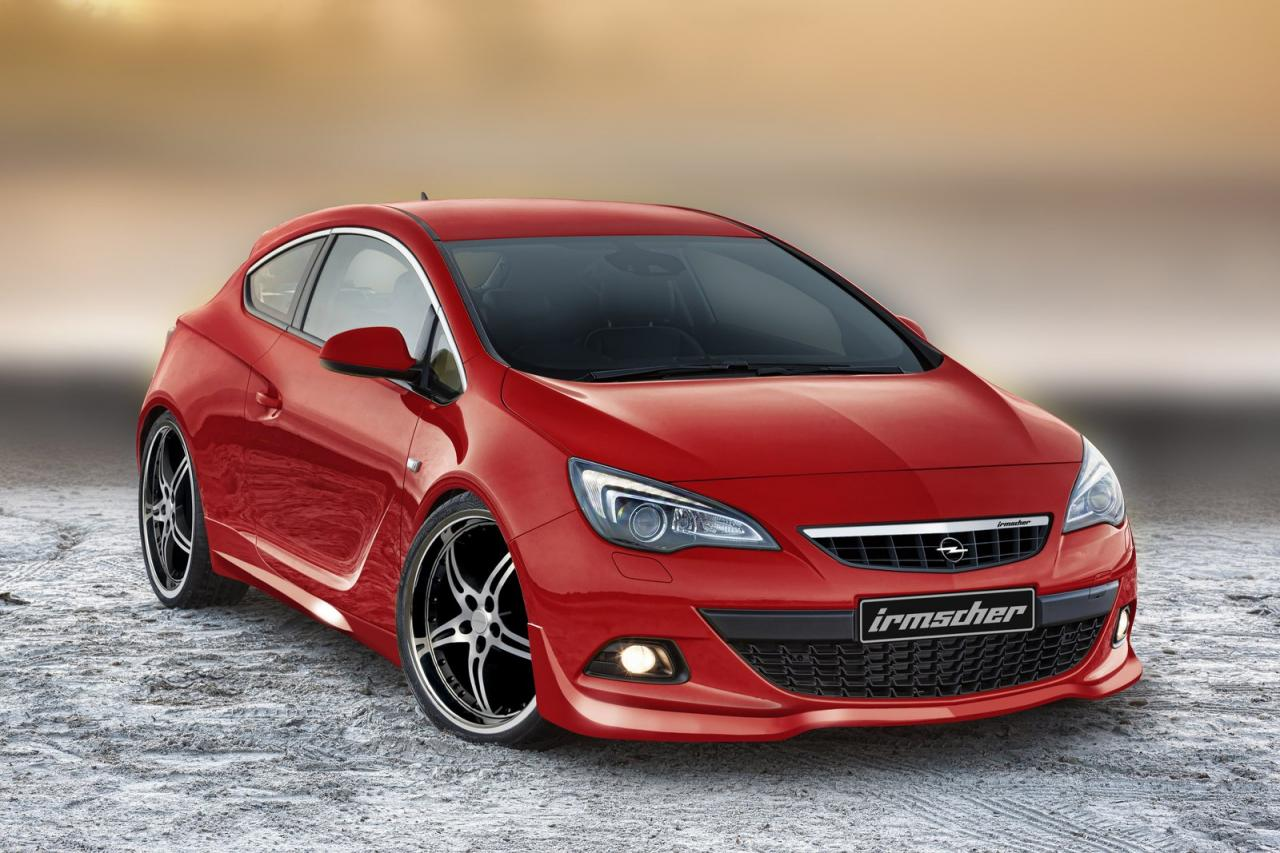 Irmscher Opel Astra GTC 1  Free Download Image Of
