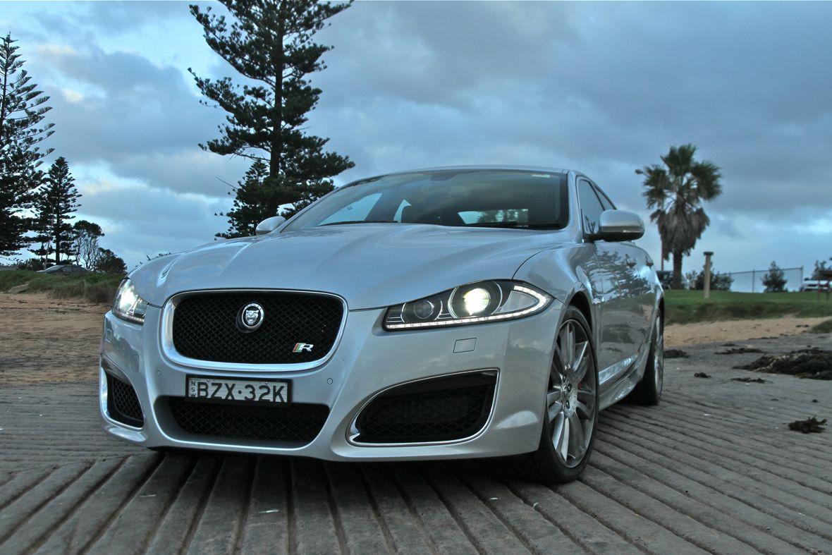 Jaguar XFR Review Photos Free Download Image Of