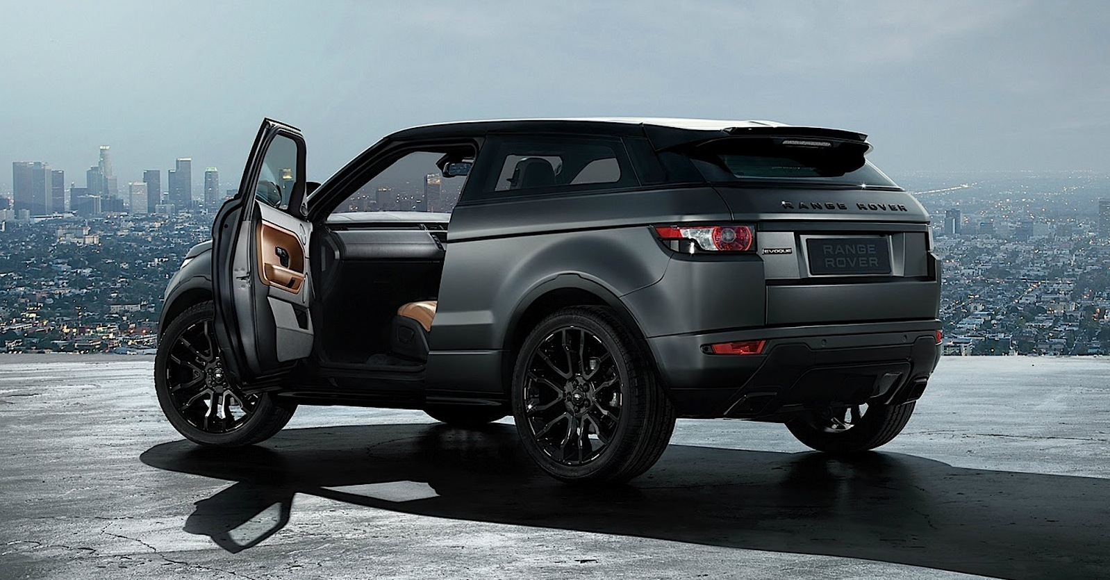 Land Rover Range Rover Evoque Victoria Beckham Special Limited Edition Free Download Image