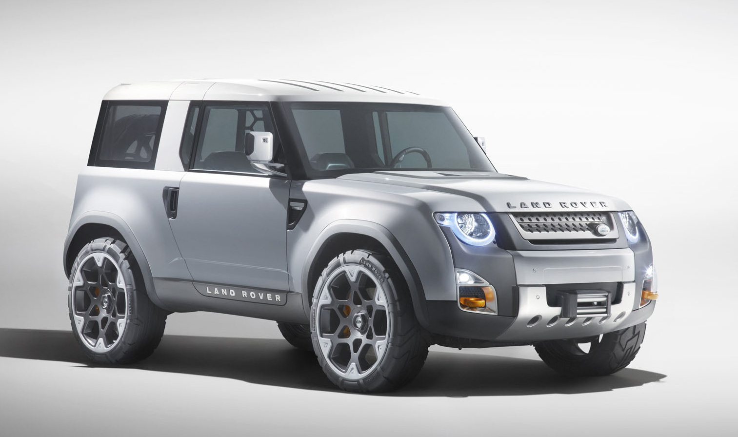 Land Rover DC100 Unveils Two New Defender Concepts Wallpapers Desktop Download