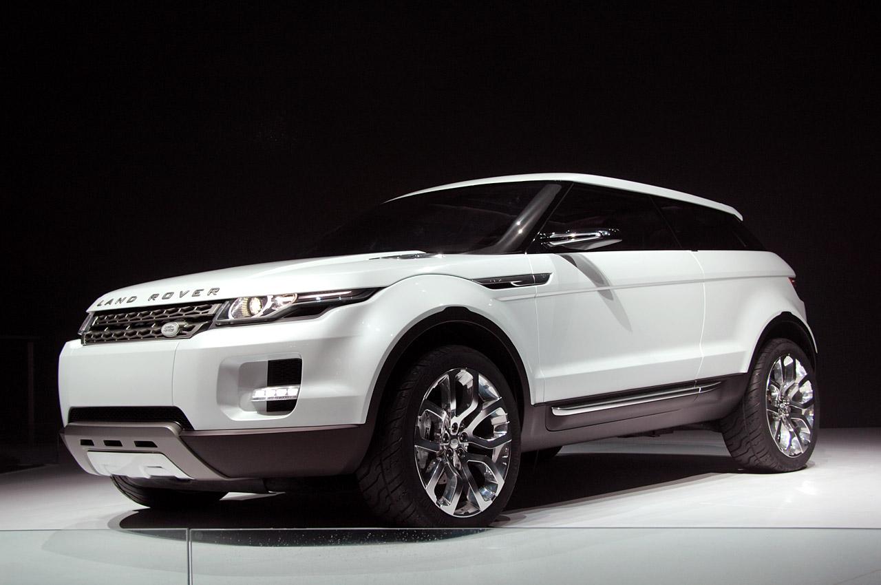 Land Rover LRX Concept High Resolution Image Desktop Backgrounds