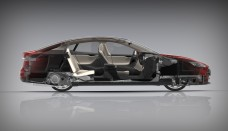 Tesla Model S Cutaway Image courtesy Car Wallpapers HD