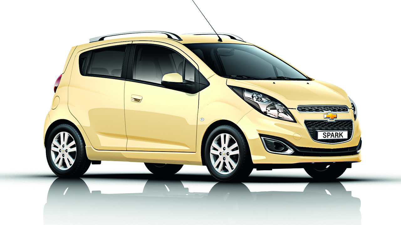 chevrolet beat review autoca Spark to make its debut in Paris Motor Wallpaper