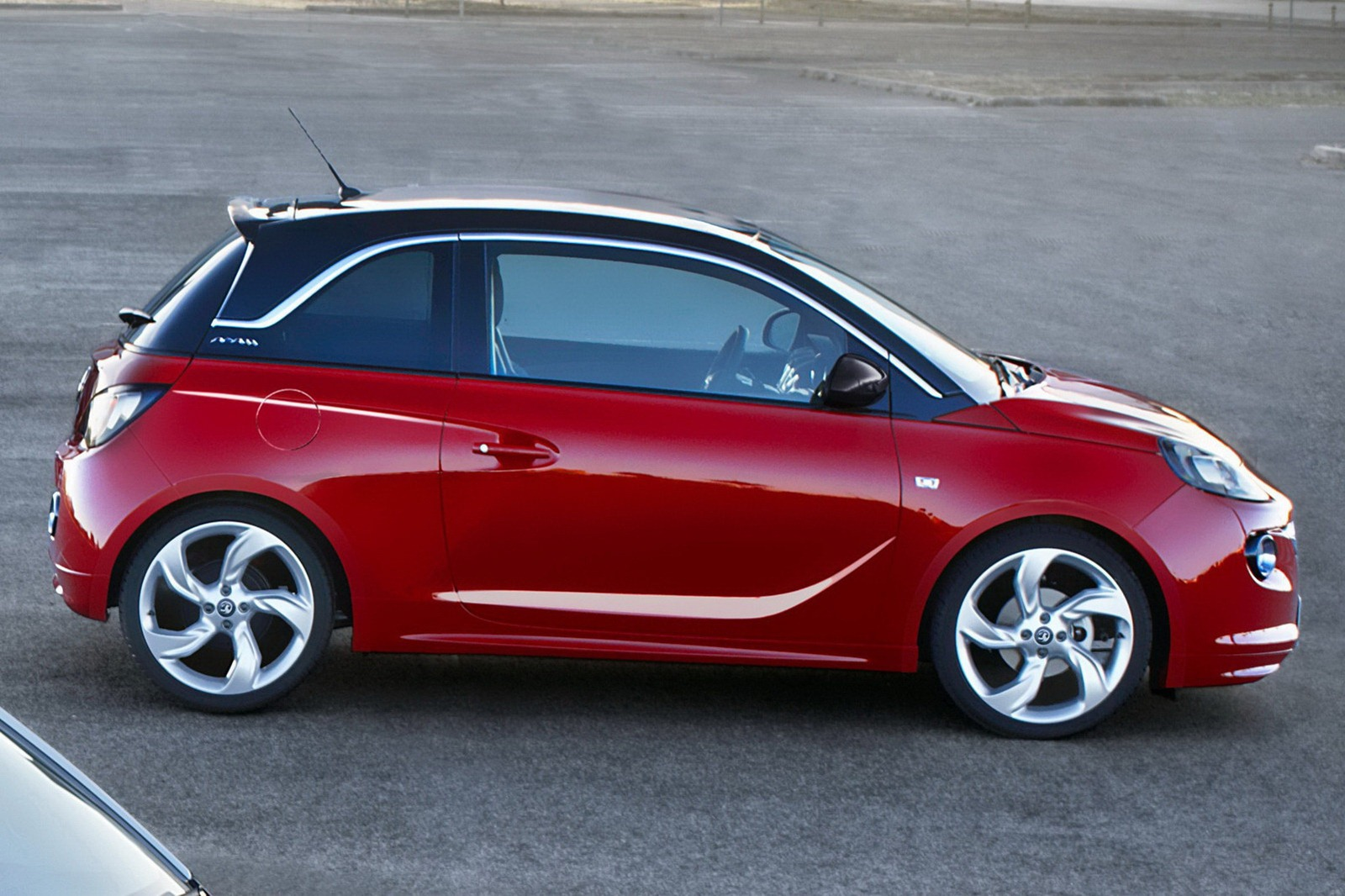 Opel Adam side view Price Starts Wallpapers HD