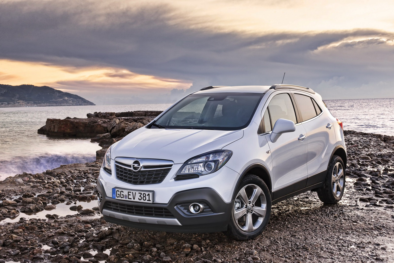 Opel Mokka review prices sizes and datasheet Wallpapers HD