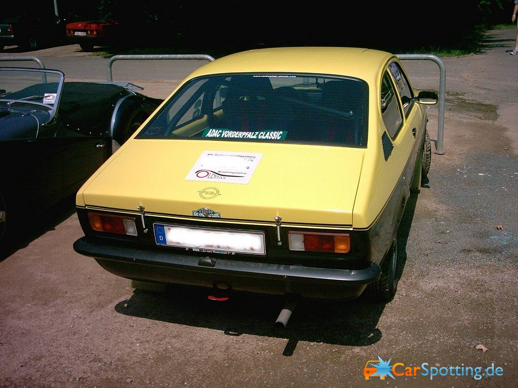 Opel Opel C Kadett Coupe Free Download Image Of