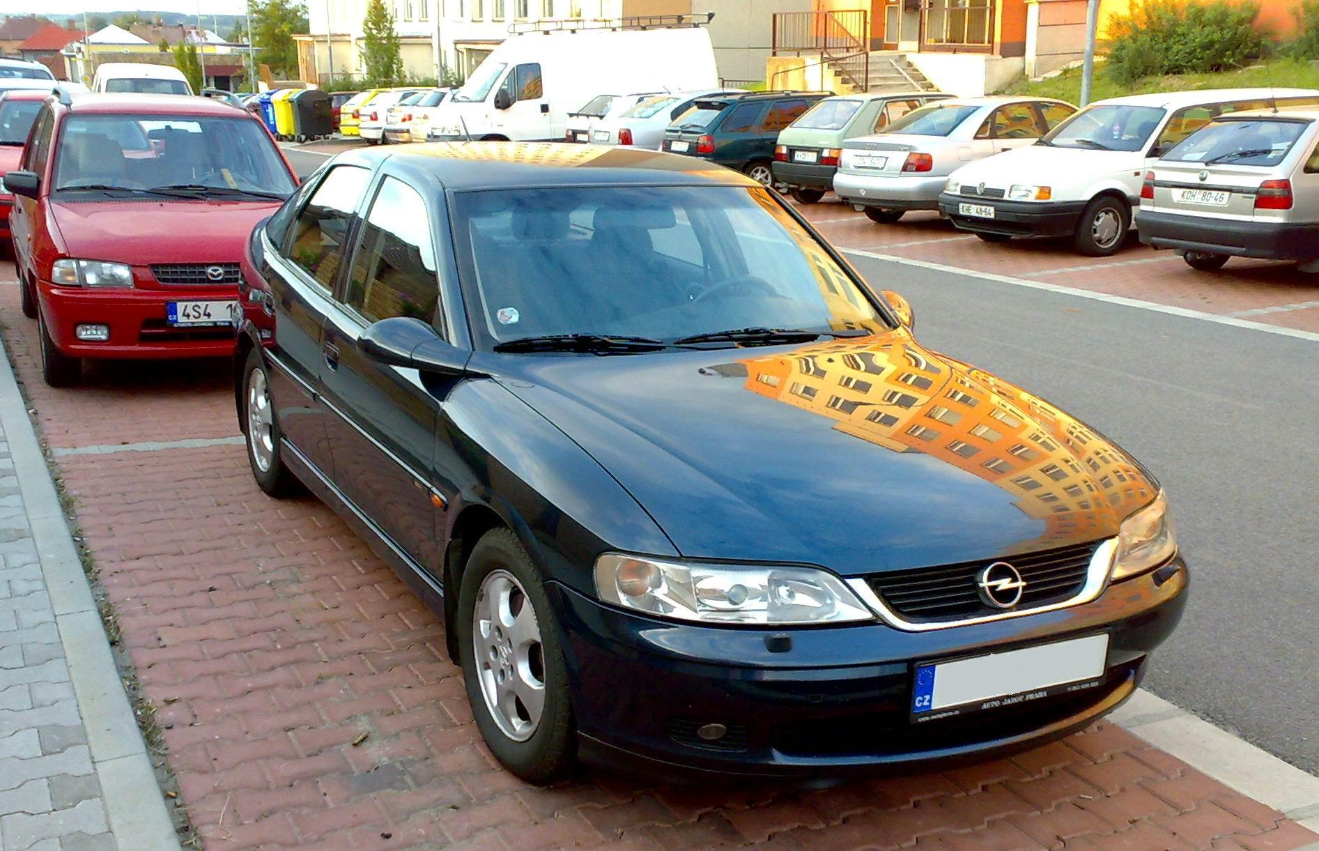 Opel Vectra B CC  Free Download Image Of Wallpaper