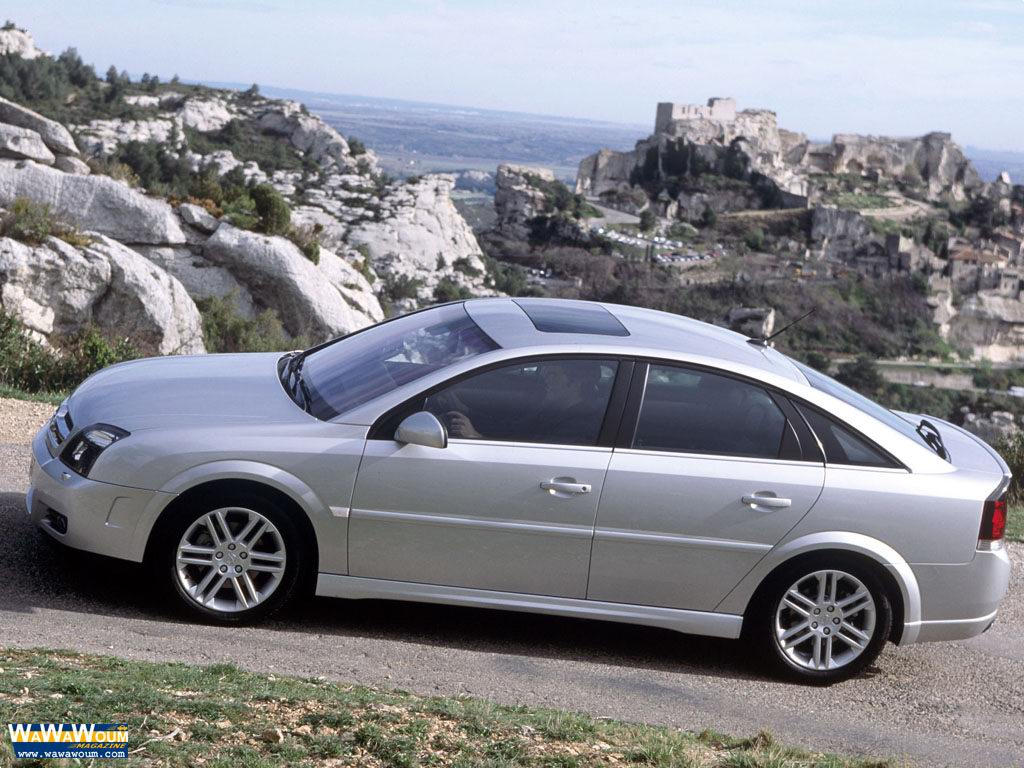 Opel Vectra C CC Free Download Image Of