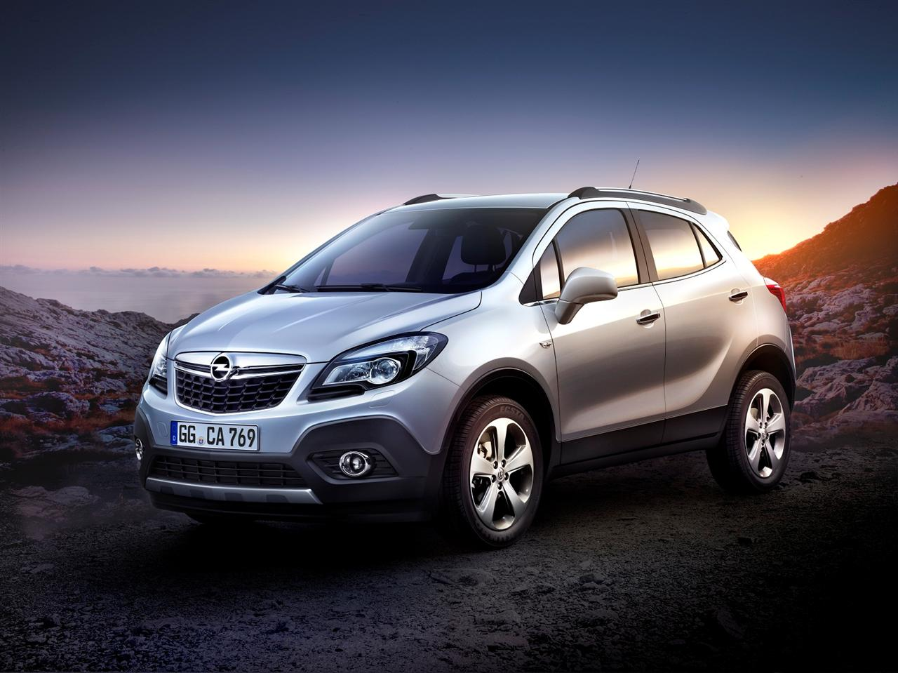 opel mokka is ontzettend deep espresso brown irmscher geeft Wallpapers HD