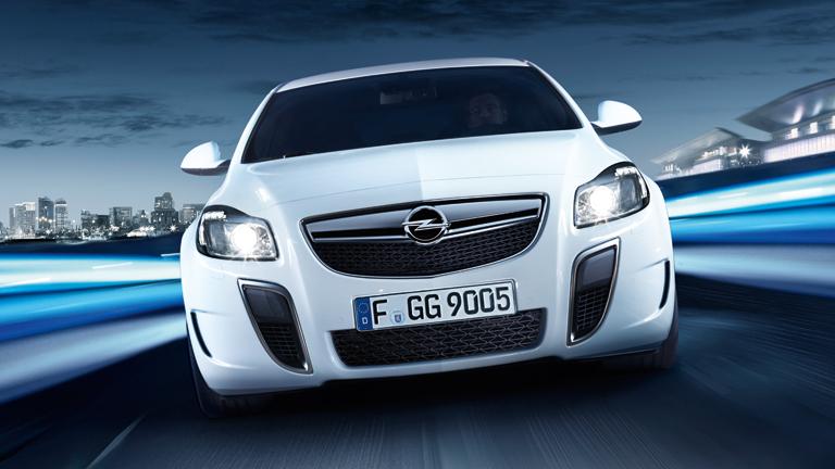 Opel OPC Design Modelleri performans Wallpapers HD
