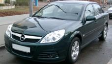 Opel Vectra front image Desktop Backgrounds