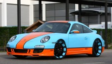 PORSCHE 911 Speed Desktop Backgrounds