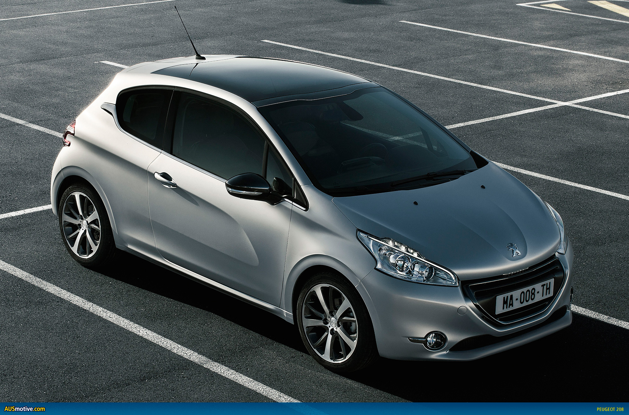 Peugeot 208 image gallery Wallpaper Backgrounds