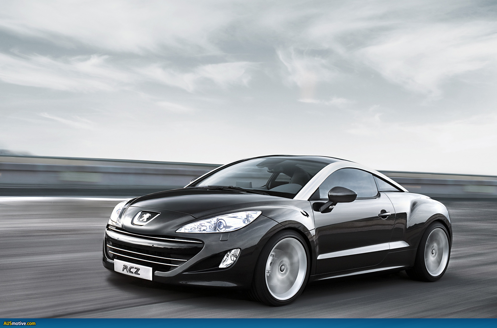 about showing us his car So here in full is the new Peugeot RCZ Photo Gallery Wallpapers HD
