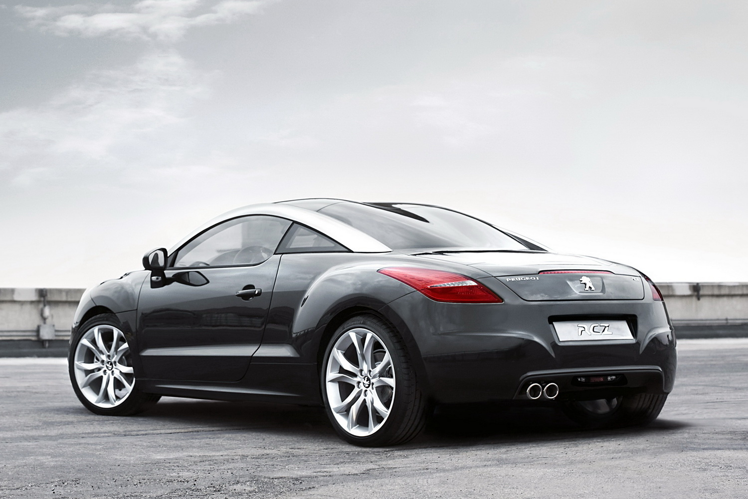 Peugeot RCZ Wallpaper Car Free Download Image Of