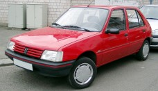 Peugeot 205 front Photo Gallery Wallpapers HD