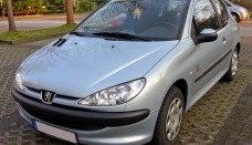 Peugeot 206 front  Facelift Wallpapers Desktop Download