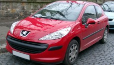 Peugeot 207 front Cars Wallpaper Backgrounds