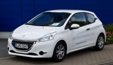Peugeot 208 68 VTi Access Frontansicht Wallpapers HD