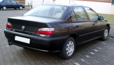 Peugeot 406 rear Wallpapers Download