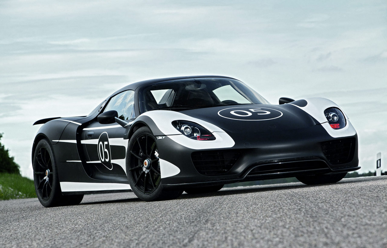 Porsche 918 Spyder Prototype Specifications Wallpapers Download