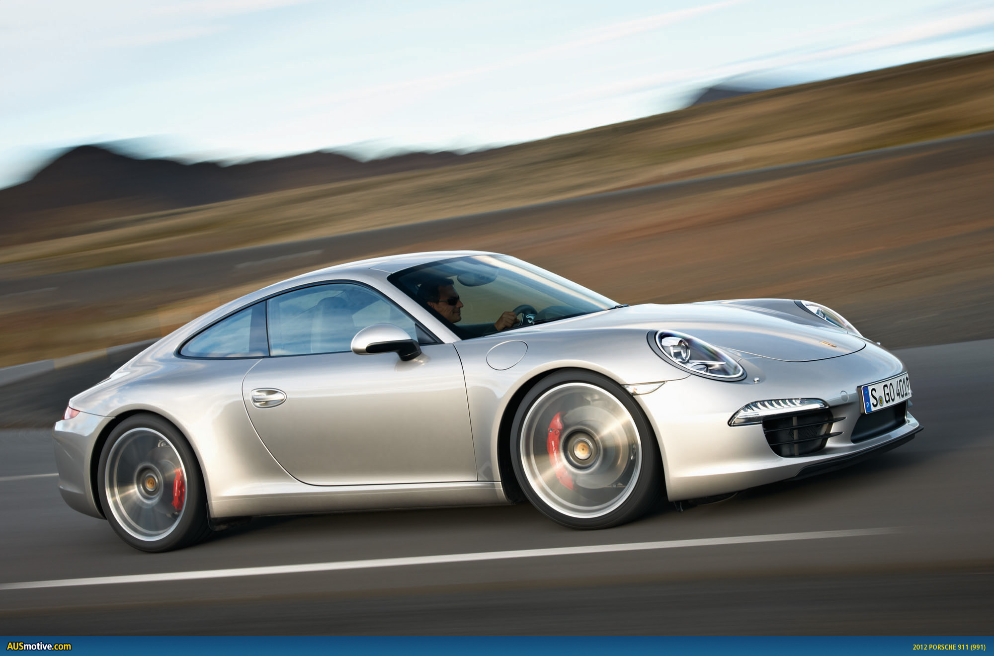 Porsche 911 991 revealed exclusive Wallpaper Backgrounds