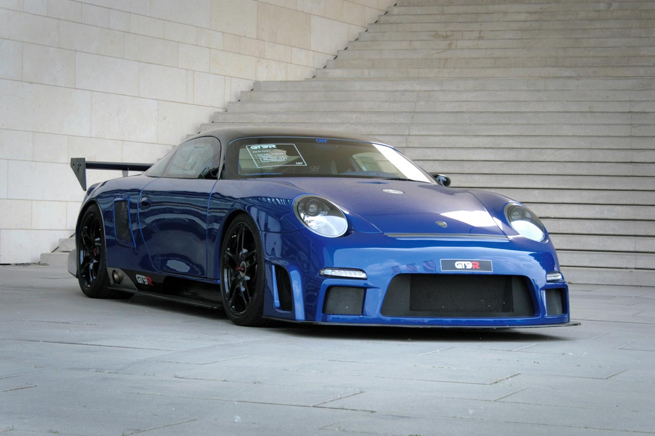 Porsche 9ff GT9-R Seriously Addicted to Speed Desktop Backgrounds