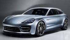 Porsche Panamera Sport Turismo Concept Wallpapers HD