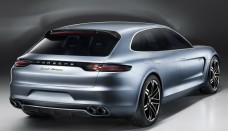 New Porsche Panamera Sport Turismo Concept Previews Next Sedan and Wallpapers HD