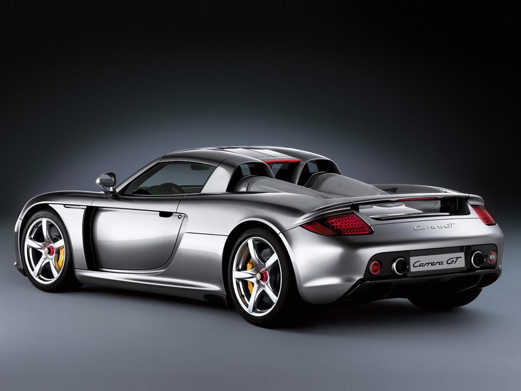 Porsche Carrera GT Design Edition Wallpaper Desktop Download Wallpaper