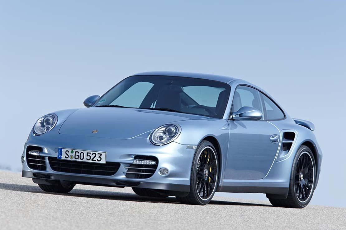 Porsche 911 Turbo S Wallpaper Desktop Download