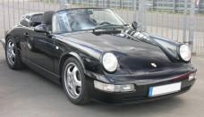 Porsche 964 Speedster Sports Car wallpaper Backgrounds