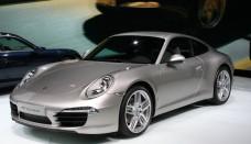 Porsche 991 silver IAA  Wallpapers Desktop Download