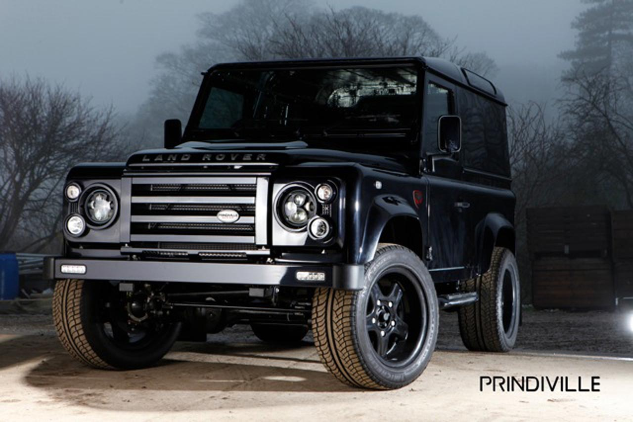 Prindiville Land Rover Defender Free Download Image